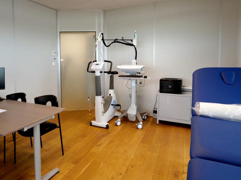 Cabinet du cardiologue