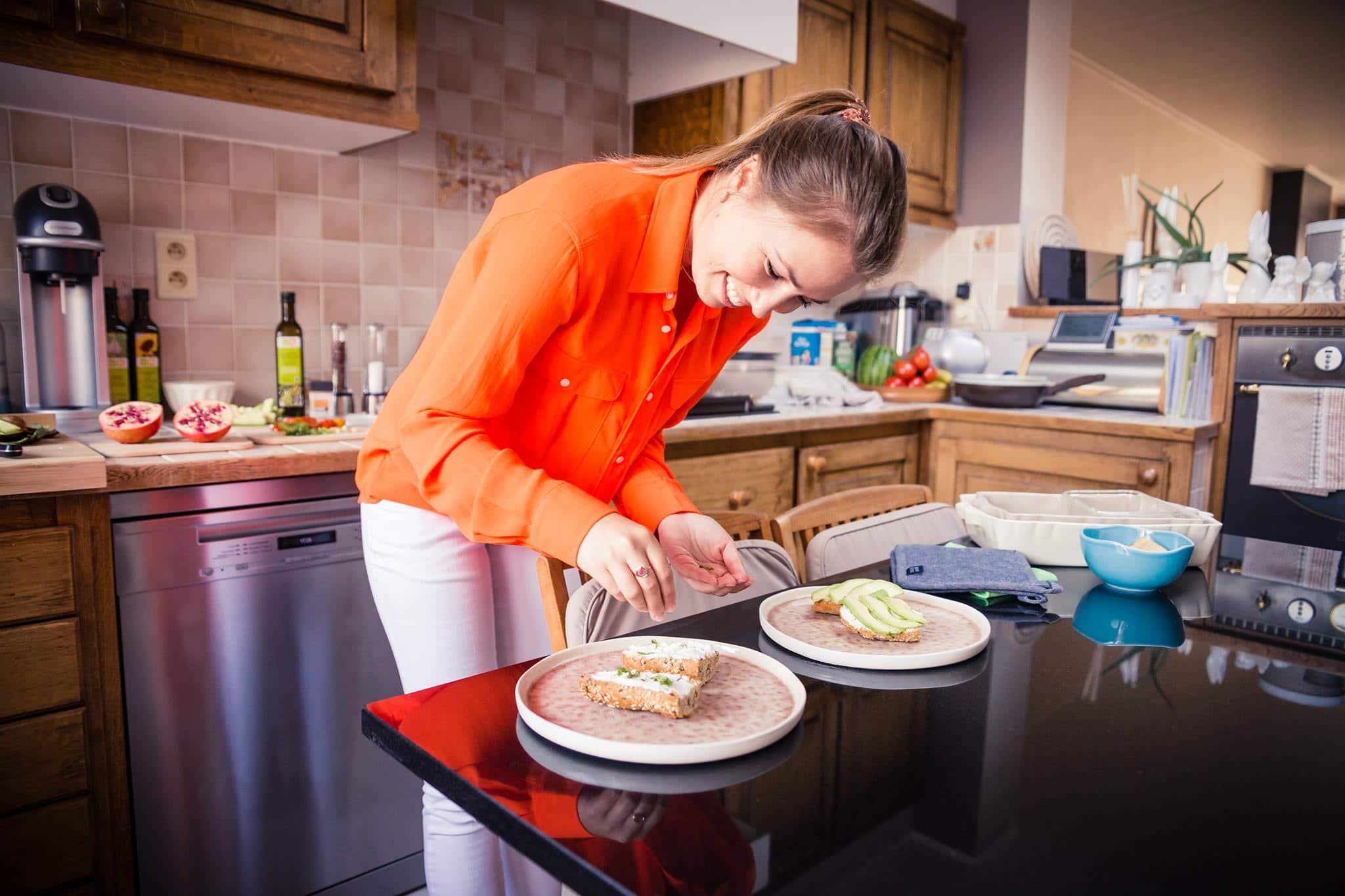 Aurelie senterre cuisine diététique