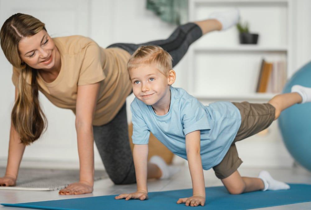 yoga enfant braine